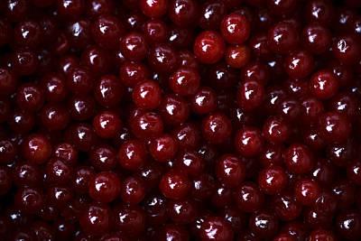 Cranberries - 2 Art Print by Alexander Senin