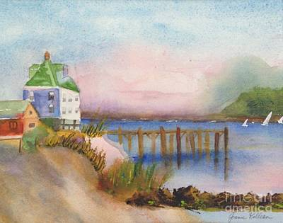 Painting - Cranberry Islands by Joanne Killian