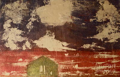 Cranberry Season Art Print by Deborah Talbot - Kostisin