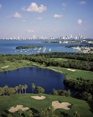 Photograph - Crandon Park Golf by Stephen Szurlej