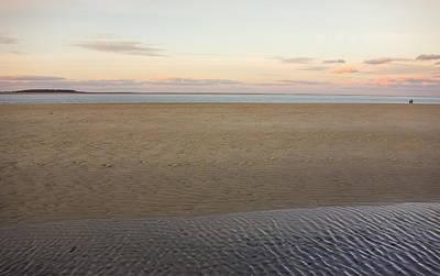 Anne Geddes - Crane Beach Winter Day by David Stone