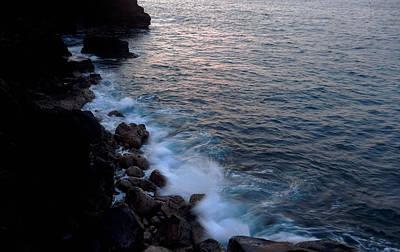 Photograph - Crashing Waves by Pamela Walton