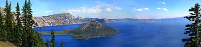 Photograph - Crater Lake by Melisa Meyers