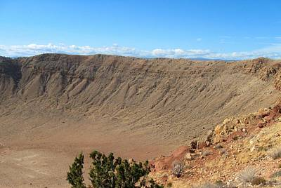 Photograph - Crater by MTBobbins Photography