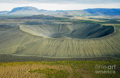 Photograph - Crater by Patricia Hofmeester