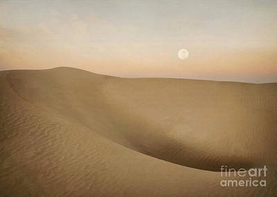 Photograph - Craters Of The Dune by Sharon Foster
