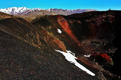 Photograph - Craters Of The Moon by Benjamin Yeager