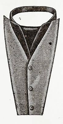 Cravat For Gentleman Art Print