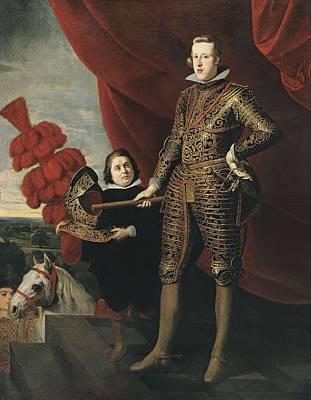 Crayer, Gaspar De 1584-1669. Portrait Art Print by Everett
