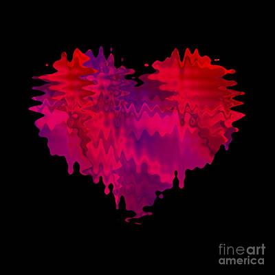 Digital Art - Crazy Love 2 by Kristi Kruse