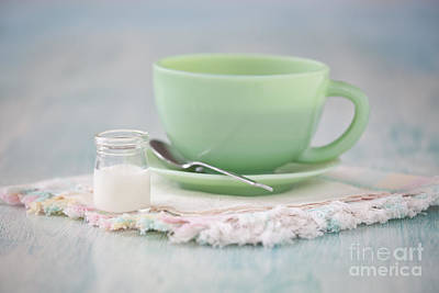 Photograph - Cream And Coffee by Kay Pickens