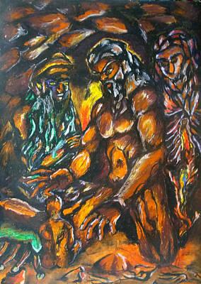 Creation Creacion Original by Lazaro Hurtado