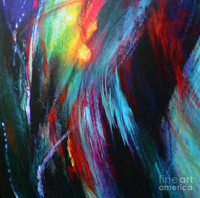 Painting - Creation by Jeanette French