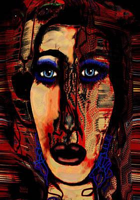 Natalie Holland Art Mixed Media - Creative Artist by Natalie Holland
