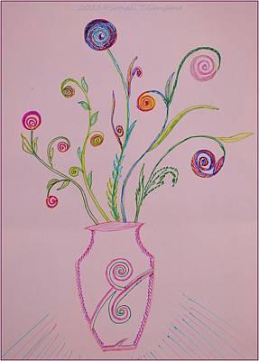 Old Masters - Creative Spheres by Sonali Gangane