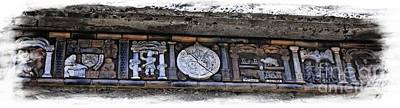 Mercer Tile Photograph - Creativity Of The Past by Marcia Lee Jones