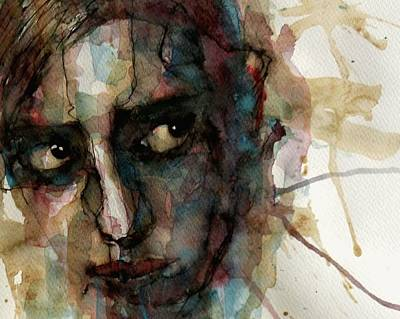 Gaze Painting - Creole Goddess by Paul Lovering