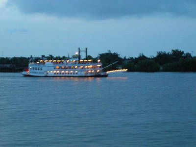 Photograph - Creole Queen by Brian Hoover