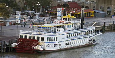 Photograph - Creole Queen by Steven Parker