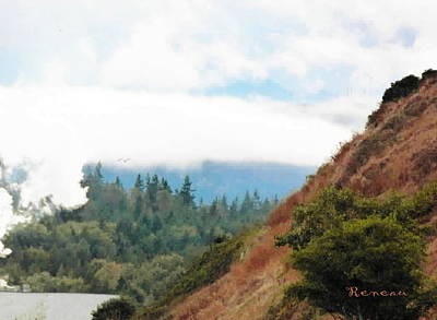 Photograph - Crescent Lake Wa by Sadie Reneau