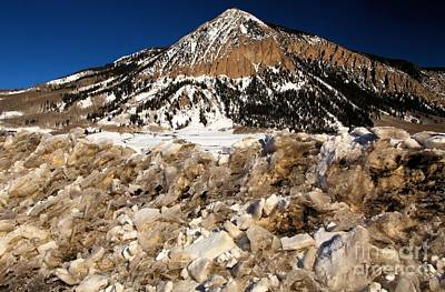 Photograph - Crested Butte by Adam Jewell