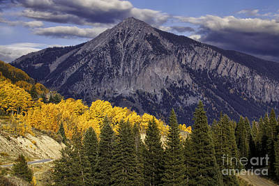 Photograph - Crested Butte by Stuart Gordon