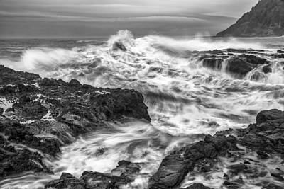 Photograph - Cresting Wave by Jon Glaser