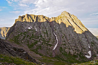 Photograph - Crestolita Peak by Aaron Spong