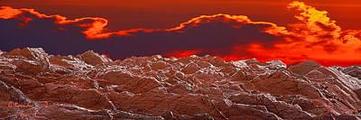 Hellas Photograph - Crete Highlands by George Rossidis