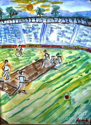 Cricket-day Original by Ayyappa Das