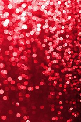 Photograph - Crimson Twinkle by Diane Alexander
