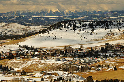 Photograph - Cripple Creek Colorado by Gene Sherrill