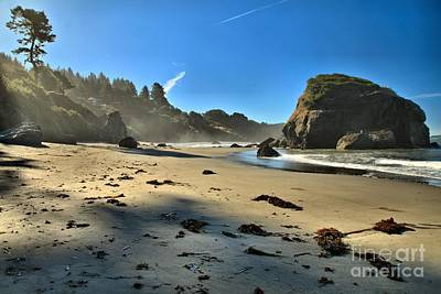 Photograph - Crisp Pacific Morning by Adam Jewell
