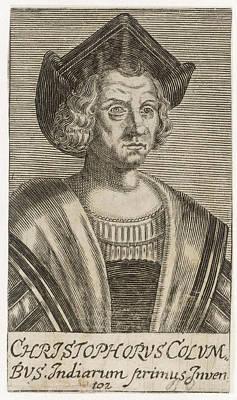 Cristoforo Columbus          Date Art Print