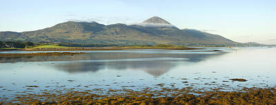 Photograph - Croagh Patrick Ireland's Holy Mountain by Jane McIlroy