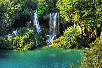 Johann Baptist Hofner Photograph - Croatia Travel by Boon Mee