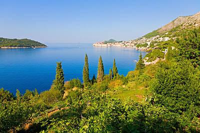 Photograph - Croatian Coast by Alexey Stiop
