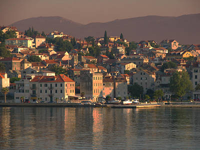 Photograph - Croatian Town Of Split by Don Wolf