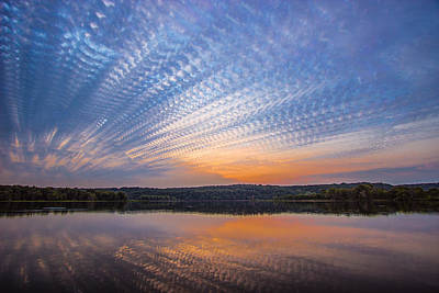 Stillwater Photograph - Crochet The Sky by Adam Mateo Fierro