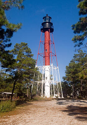 Valentines Day - Crooked River Lighthouse Carabelle Florida by John Bennett