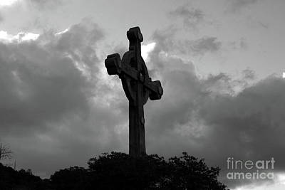 Photograph - Cross by Andrew Romer