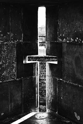 Photograph - Cross At Tower Hill by Christi Kraft