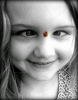 Photograph - Cross-eyed For Ladybugs by Faith Williams