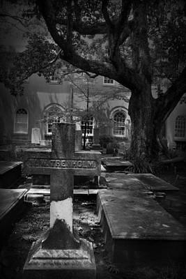 Photograph - Cross First Scots Presbyterian by Kelly Hazel