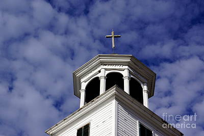 Photograph - Cross In The Sky by Kerri Mortenson