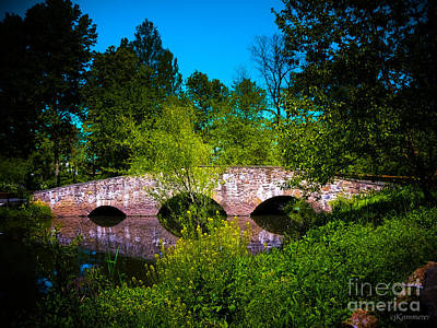 Photograph - Cross Over The Bridge by Colleen Kammerer