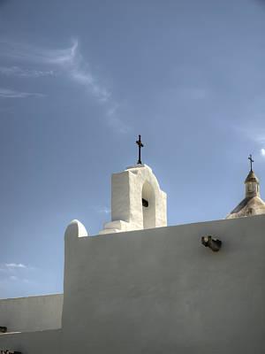 Photograph - Crosses Of Espirtu Santo Color by Joshua House