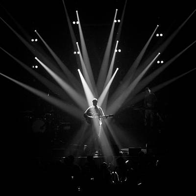 Concert Wall Art - Photograph - Crossfire by Anders Samuelsson