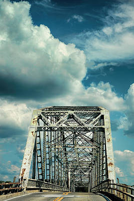 Photograph - Crossing Lake Barkley by Jai Johnson