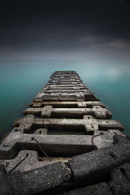 Atwater Photograph - Crossing Over by Joshua Eral